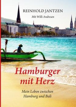 Hamburger mit Herz von Andresen,  Willi, Jantzen,  Reinhold