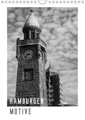 HAMBURGER MOTIVE (Wandkalender 2018 DIN A4 hoch) von J. Richtsteig,  Walter