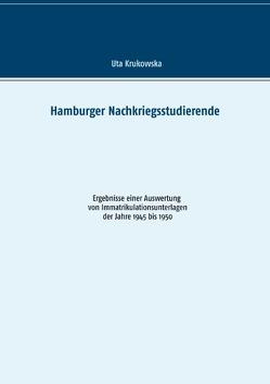 Hamburger Nachkriegsstudierende von Krukowska,  Uta