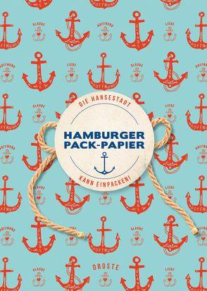Hamburger Pack-Papier von Rungwerth,  Britta