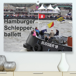 Hamburger Schlepperballett (Premium, hochwertiger DIN A2 Wandkalender 2021, Kunstdruck in Hochglanz) von Heiligenstein,  Marc