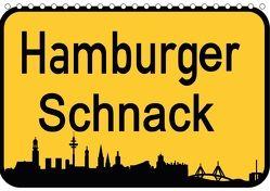 Hamburger Schnack (Tischkalender 2018 DIN A5 quer) von Daus,  Christine
