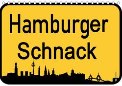 Hamburger Schnack (Tischkalender 2020 DIN A5 quer) von Daus,  Christine