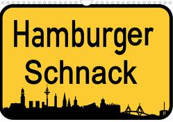 Hamburger Schnack (Wandkalender 2020 DIN A4 quer) von Daus,  Christine
