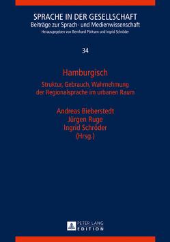 Hamburgisch von Bieberstedt,  Andreas, Ruge,  Jürgen, Schröder,  Ingrid