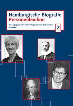 Hamburgische Biografie 7 von Brietzke,  Dirk, Kopitzsch,  Franklin