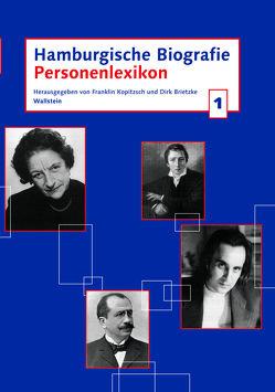 Hamburgische Biografie, Bd. 1 – 6 von Brietzke,  Dirk, Kopitzsch,  Franklin