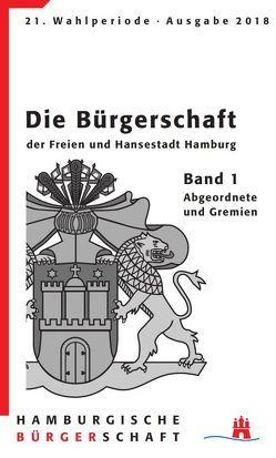 Hamburgische Bürgerschaft 21. Wahlperiode