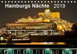 Hamburgs Nächte (Tischkalender 2019 DIN A5 quer) von Heymanns,  Rolf