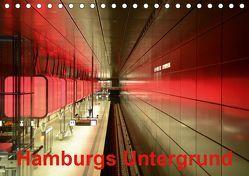 Hamburgs Untergrund (Tischkalender 2019 DIN A5 quer) von Jordan,  Diane