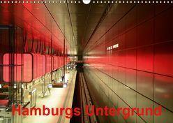 Hamburgs Untergrund (Wandkalender 2019 DIN A3 quer) von Jordan,  Diane