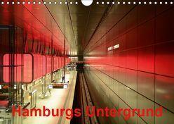 Hamburgs Untergrund (Wandkalender 2019 DIN A4 quer) von Jordan,  Diane