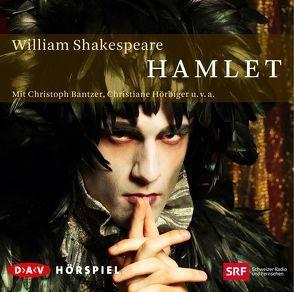 Hamlet von Bantzer,  Christoph, Hörbiger,  Christiane, Reichmann,  Wolfgang, Schlegel,  August Wilhelm, Shakespeare,  William, Tieck,  Ludwig, u.v.a.