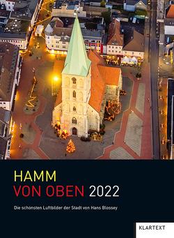 Hamm von oben 2022 von Blossey,  Hans