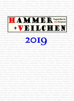 Hammer + Veilchen, Jahrbuch 2019 von Emig,  Günther, Engel,  Peter