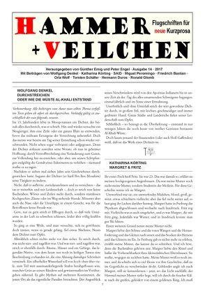 Hammer + Veilchen Nr. 14 von Emig,  Günther, Engel,  Peter