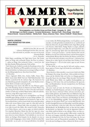 Hammer + Veilchen Nr. 16 von Emig,  Günther