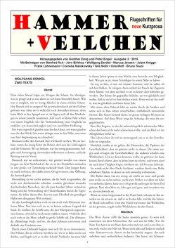 Hammer + Veilchen Nr. 3 von Emig,  Günther, Engel,  Peter