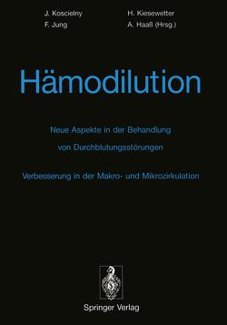 Hämodilution von Haaß,  A., Jung,  F., Kiesewetter,  H., Koscielny,  J.
