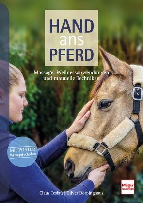 Hand ans Pferd von Dörpinghaus,  Oliver, Teslau,  Claus