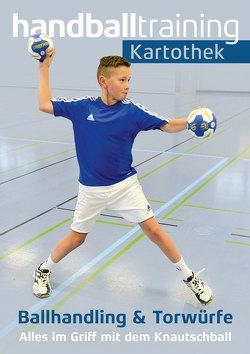 handballtraining Kartothek von Krueger,  Thomas, Schubert,  Renate