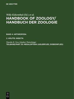 Handbook of Zoology/ Handbuch der Zoologie. Arthropoda. Insecta / Megaloptera (Adlerflies, Dobsonflies) von New,  Timothy R., Theischinger,  Günther
