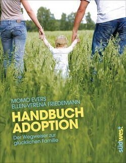 Handbuch Adoption von Evers,  Momo, Friedemann,  Ellen-Verena