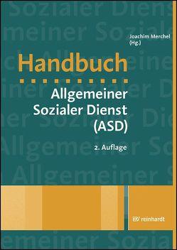 Handbuch Allgemeiner Sozialer Dienst (ASD) von Merchel,  Joachim