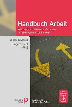 Handbuch Arbeit von Plößl,  Irmgard, Storck,  Joachim