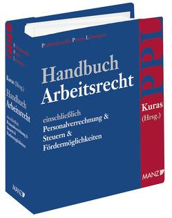 Handbuch Arbeitsrecht inkl. 31. AL mit Onlinezugang von Kuras,  Gerhard
