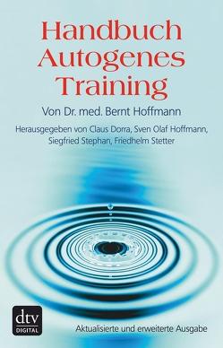 Handbuch Autogenes Training von Borck,  Brigitte, Derra,  Claus, Hoffmann,  Bernt
