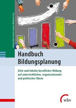 Handbuch Bildungsplanung von Klebl,  Michael, Popescu-Willigmann,  Silvester