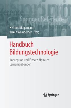 Handbuch Bildungstechnologie von Niegemann,  Helmut, Weinberger,  Armin