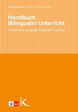 Handbuch Bilingualer Unterricht von Hallet,  Wolfgang, Koenigs,  Frank G
