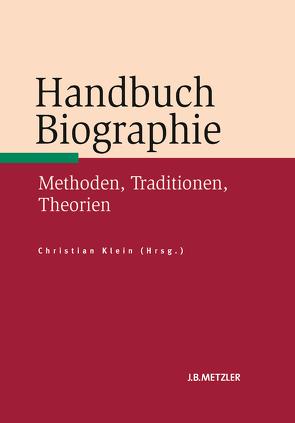 Handbuch Biographie von Klein,  Christian