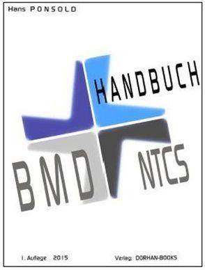 Handbuch BMD NTCS von Ponsold,  Hans