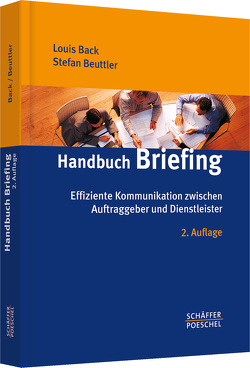Handbuch Briefing von Back,  Louis, Beuttler,  Stefan