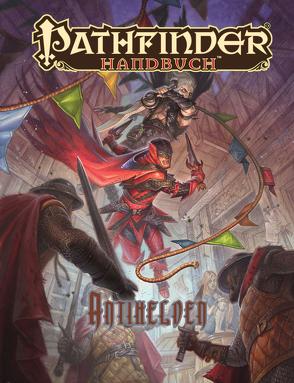 Handbuch der Antihelden von Bulmahn,  Jason