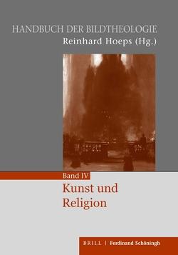 Handbuch der Bildtheologie / Kunst und Religion von Hoeps,  Reinhard