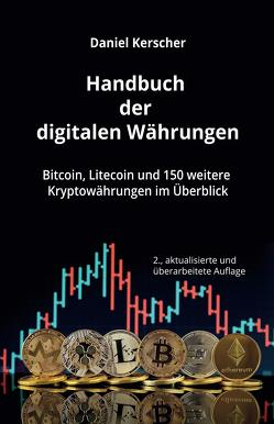 Handbuch der digitalen Währungen von Kerscher,  Daniel