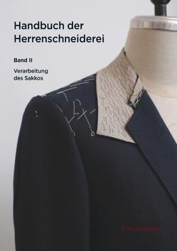 Handbuch der Herrenschneiderei, Band 2 von Jungclaus,  Sven