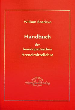 Handbuch der homöopatischen Arzneimittellehre von Boericke,  William