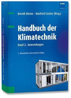 Handbuch der Klimatechnik von Casties,  Manfred, Hörner,  Berndt