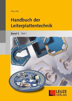 Handbuch der Leiterplattentechnik von Dr. Ritz,  Klaus