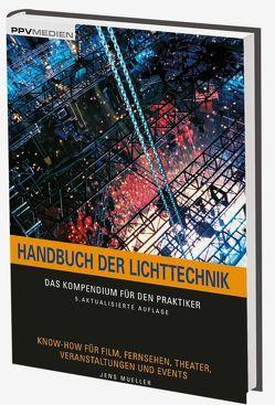 Handbuch der Lichttechnik von Mueller,  Jens
