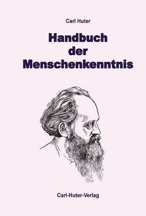 Handbuch der Menschenkenntnis von Aerni,  Fritz, Huter,  Carl