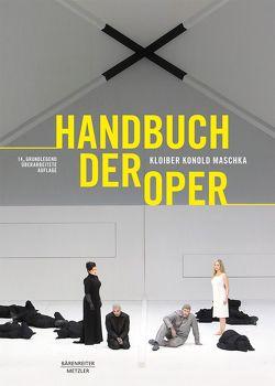 Handbuch der Oper von Kloiber,  Rudolf, Konold,  Wulf, Maschka,  Robert