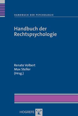 Handbuch der Psychologie / Handbuch der Rechtspsychologie von Steller,  Max, Volbert,  Renate