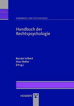 Handbuch der Rechtspsychologie von Steller,  Max, Volbert,  Renate