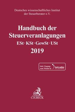 Handbuch der Steuerveranlagungen von Deutsches wissenschaftliches Institut der Steuerberater e.V.
